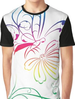 Butterfly 578 Graphic T-Shirt
