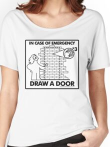In Case of Emergencies Women's Relaxed Fit T-Shirt