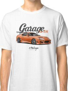 Supra Orange Classic T-Shirt