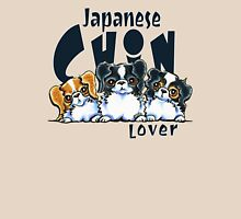 Japanese Chin Lover Unisex T-Shirt