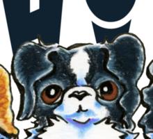 Japanese Chin Lover Sticker