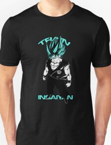 Train Insaiyan - God Goku Unisex T-Shirt