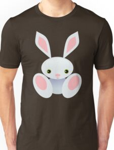 Little Blue Baby Bunny - The Wisley Unisex T-Shirt