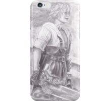 Final Fantasy - Tidus iPhone Case/Skin
