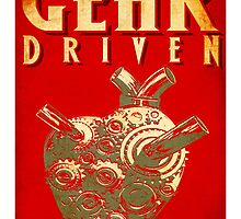 Gear Driven by Josh Burt