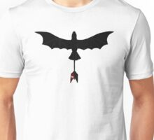 Black Toothless Unisex T-Shirt