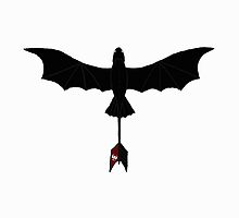 Black Toothless by sloganart