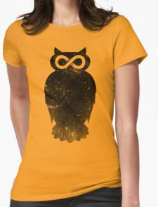 owlfinity Womens Fitted T-Shirt