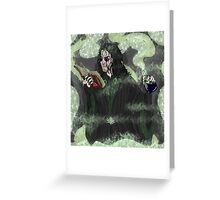 The Potions Master Greeting Card