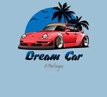 Dream Car RWB 993 (red) Unisex T-Shirt