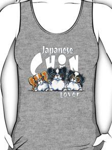 Japanese Chin Lover (Dark) T-Shirt