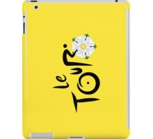 Le Tour de Yorkshire iPad Case/Skin