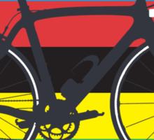 Bike World Champion (Big - Highlight) Sticker