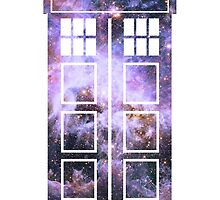 Dr Who Tardis Art - Doctor who quote by printandroll