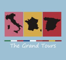 Grand Tours Countries v2 Kids Clothes