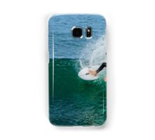 Cracking The Lip at Bells Beach Samsung Galaxy Case/Skin
