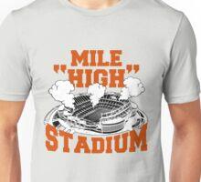 Mile High Stadium Unisex T-Shirt