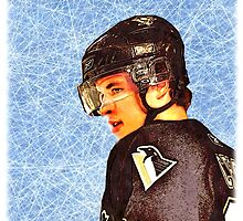 Sidney Crosby by SteelCityArtist