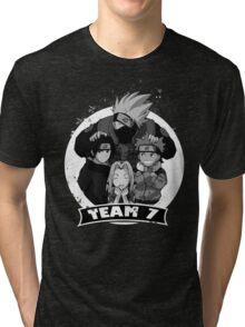 teamed up Tri-blend T-Shirt