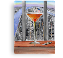 Here's Looking At You - A Tribute to 9/11 at Windows on The World Restaurant Canvas Print
