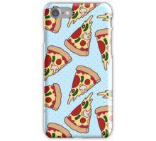 Pizza Pattern iPhone Case/Skin