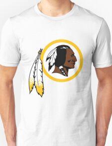 Redskins logo Unisex T-Shirt