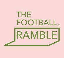 Ramble logo green One Piece - Long Sleeve