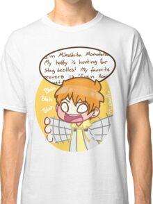 Momo, zip it. Classic T-Shirt