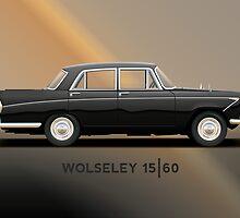 Wolseley 15/60 by BarbaraBird