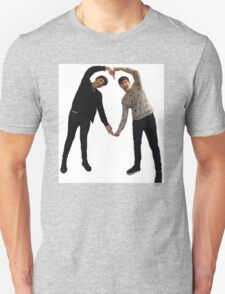 Dan and Phil Phandom Unisex T-Shirt