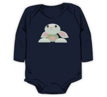 The Little Green Baby Bunny - The Dreamer One Piece - Long Sleeve