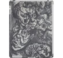 Clowns dislike! iPad Case/Skin