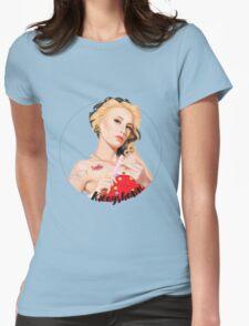 Kreayshawn Womens Fitted T-Shirt