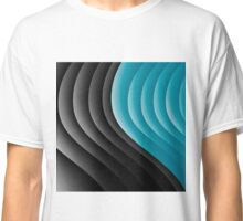 Abstract waves 10 Classic T-Shirt