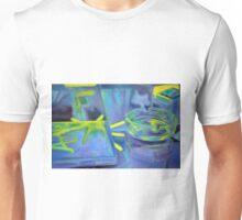 Ashtray, 2011, 120-80cm, oil on canvas Unisex T-Shirt