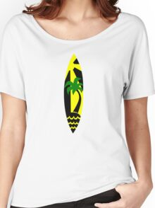 Surfboard surfing Women's Relaxed Fit T-Shirt