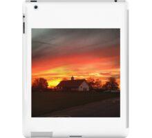 Evening Sunset at SWCHS iPad Case/Skin