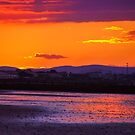 Another Sunset at Porty by Nik Watt