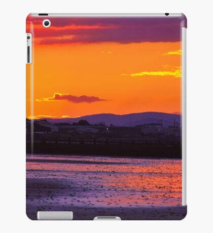 Another Sunset at Porty iPad Case/Skin