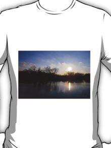Challenge Memorial Park Sunset T-Shirt