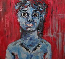 Blue Girl by terrysilvester