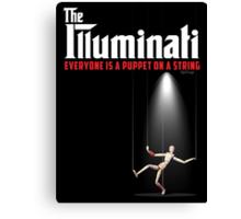 The Illuminati Canvas Print