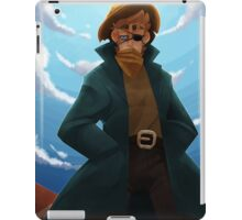 Howdy Sheriff iPad Case/Skin