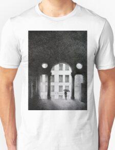 Going somewhere, 2011, 50-70cm, graphite crayon Unisex T-Shirt
