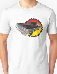 Retro limousine Unisex T-Shirt