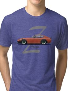 Datsun 280Z (orange) Tri-blend T-Shirt