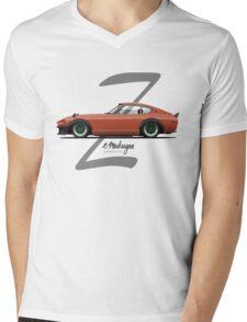 Datsun 280Z (orange) Mens V-Neck T-Shirt
