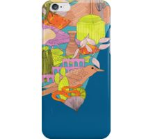 mind reader iPhone Case/Skin
