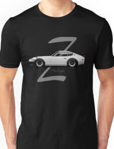 Datsun 280Z (white) Unisex T-Shirt