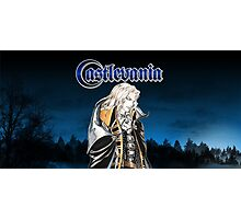 Castlevania - Alucard Photographic Print